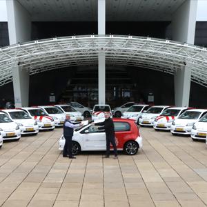Flexibel wagenparkbeheer